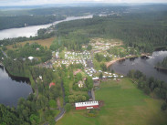 villavagn, camping, dalslands