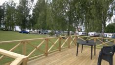 villavagn, camping, frykenbaden