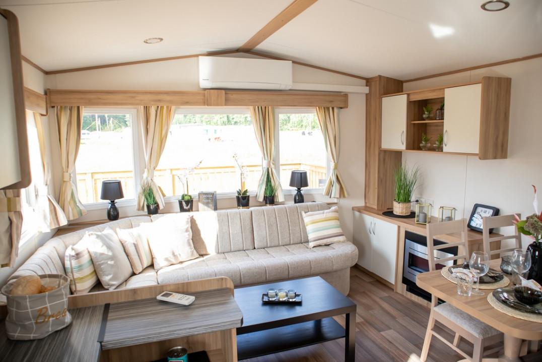 villavagn, camping, sivik