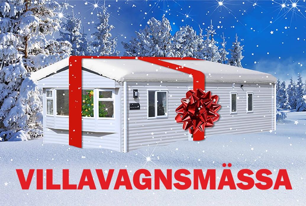 VILLAVAGNSMÄSSA 7-9 dec kl 11-15