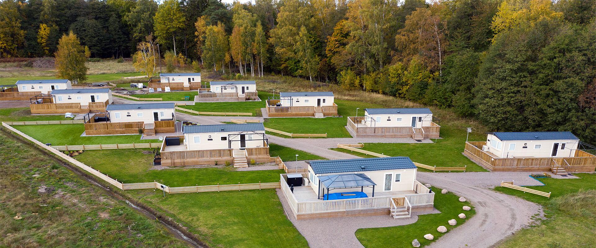 Villavagnsplatser